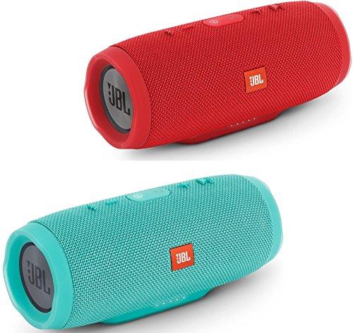 jbl-charge-3-waterproof-portable-bluetooth-speaker-pair-red-teal