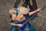 Aquamarine Odin Sphere Leifthrasir: Gwendolyn Winged Maiden Warrior (Valkyrie) 1:8 Scale PVC Figure