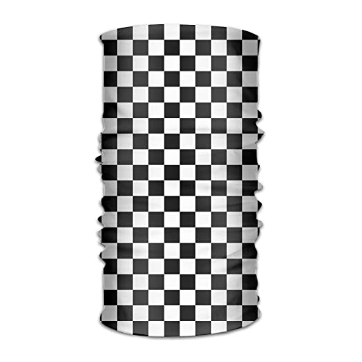 Amazon.com  Checkerboard Headband Bandana 8aa59eec427