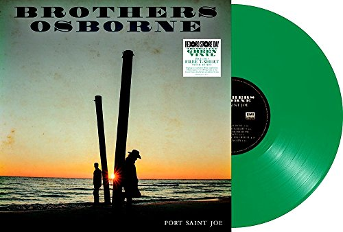 Deluxe Record Port (Port Saint Joe - 2018 Record Store Day Limited Edition Green Vinyl)