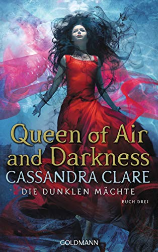 Queen of Air and Darkness: Die Dunklen Mächte 3 (German Edition) ()