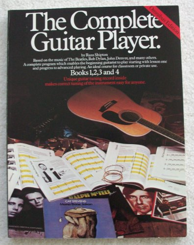 The Complete Guitar Player Books 1,2,3 and 4 Omnibus Edition