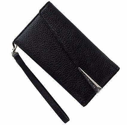 promo code bbb89 7a74b Case-Mate Genuine Leather Wristlet Folio iPhone 7Plus /6sPlus /6 Plus Case  with Credit Card Slots