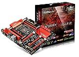 ASRock X99X KILLER LGA2011-v3/ Intel X99/ DDR4/ Quad CrossFireX & Quad SLI/ SATA3&USB3.0/ M.2/ A&2GbE/ ATX Motherboard