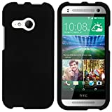 htc one virgin mobile phone case - TurtleArmor | HTC One M8 Mini Case | One Mini 2 Case | One Remix Case [Slim Duo] Two Piece Hard Cover Slim Snap On Case on Black - Black