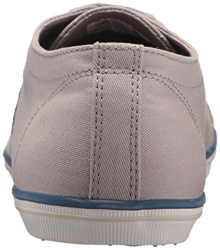 Argento Di Fred Perry Kingston Twill Sneaker