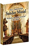 St. Joseph Sunday Missal and Hymnal for 2021