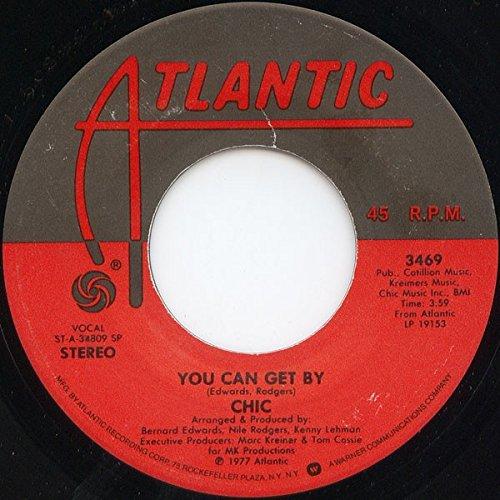 everybody dance / est-ce que c'est chic 45 rpm single