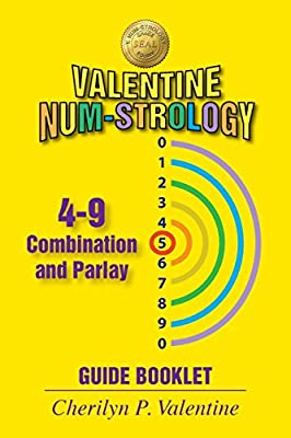 Valentine Num-Strology: 4-9 Combination and Parlay Guide Booklet