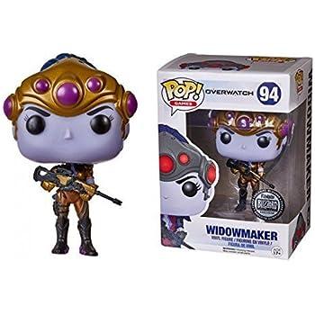 Amazon Com Funko Pop Overwatch Reaper White Exclusive