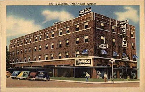 Garden City Ks >> Amazon Com Hotel Warren Garden City Kansas Original