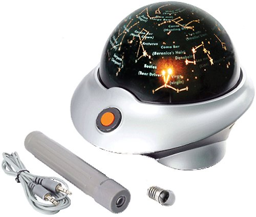 Edu-Toys  Talking Galaxy Planetarium With Night Light