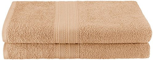 2 Bath Sheets Sets (Superior Eco-Friendly 100% Ringspun Cotton, 2 Piece Bath Sheet Set (34