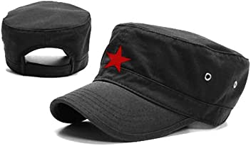 fd148445433 Che Guevara Store The Military Hat Black Adjustable