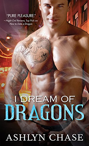 I Dream of Dragons (Boston Dragons Book 1)