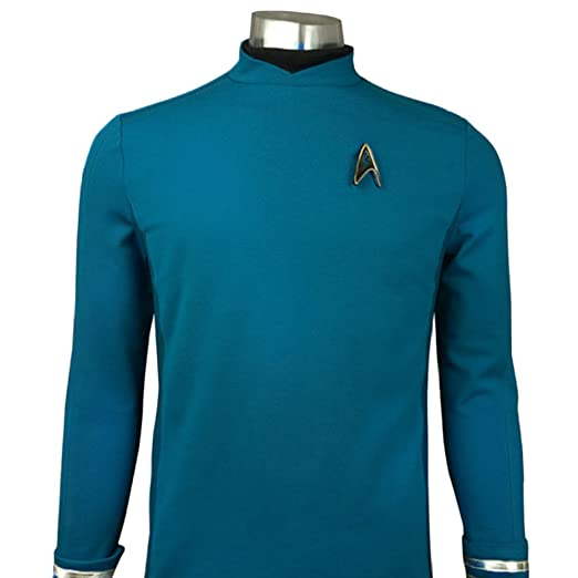 nihiug StarTrek Star Trek 3 Beyond The Stars Spock Cosplay Tops De ...