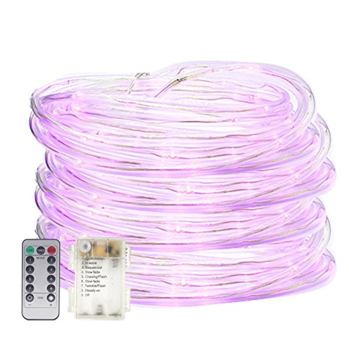 Led Rope Light Ip44 Solar Powered in US - 8