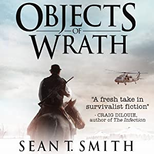 Objects of Wrath Audiobook