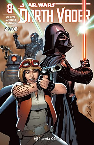 Descargar Libro Star Wars Darth Vader 8 Salvador Larroca