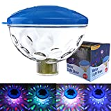 Hitommy Under Water LED Disco AquaGlow Light Show Pond Pool Spa Hot Tub