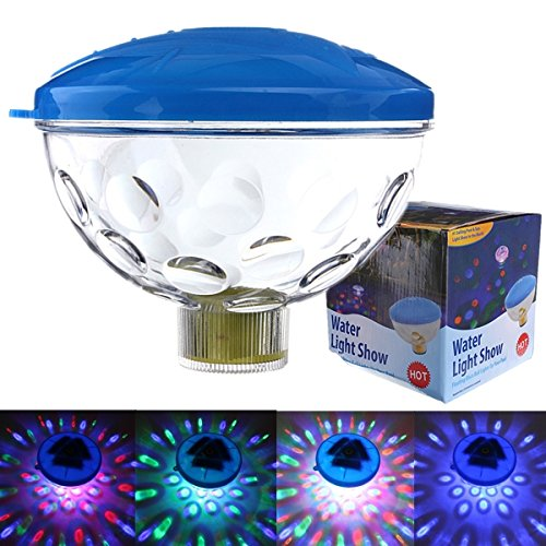 Underwater Led Disco Aquaglow Light Show