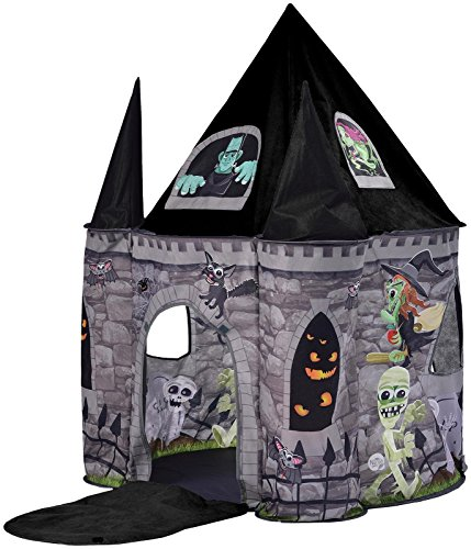 Ninja The Corporation 7224 Spooky Town Castle -