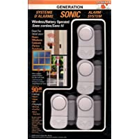 Sonic Alarm System [4 units]