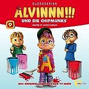 Alvins geheime Kräfte (Alvin und die Chipmunks - Hörspiel 9)   Thomas Karallus