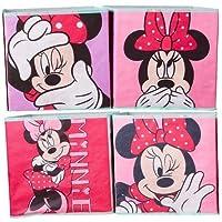 Disney Cajas para niños para Guardar Juguetes, Tela