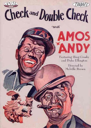 Check And Double Check: Amos 'N' Andy (DVD-R)