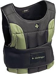 Harbinger Men's Adjustable Weight Vest for Cross-Training, Strength Training, and Endurance Work