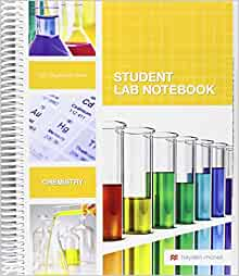 Student Lab Notebook: 100 Spiral Bound duplicate pages(Package may ...