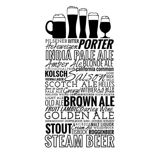beer wall vinyl - 6