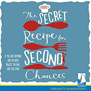 The Secret Recipe for Second Chances Audiobook