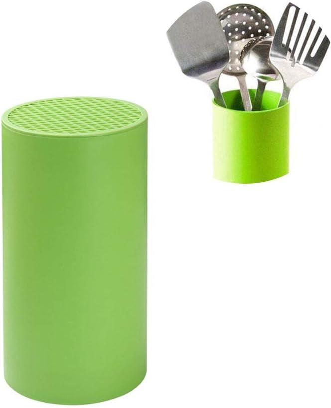Verde Supporto Universale per taglierina Portaoggetti per ripiano da appoggio Organizer per Tagliere Universale Portaoggetti Porta coltelli da Cucina EXH Supporto per taglierina