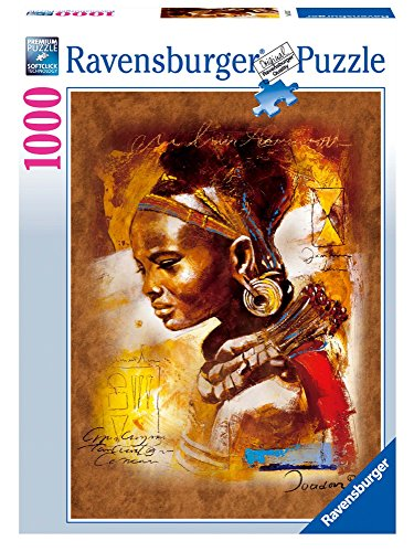 Ravensburger Puzzle - African Beauty (1000 Pieces) ()