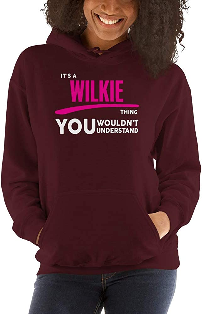 meken Its A Wilkie Thing You Wouldnt Understand PF