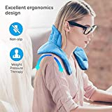 Sivio Microwaveable Heating Pad and Cooling Neck
