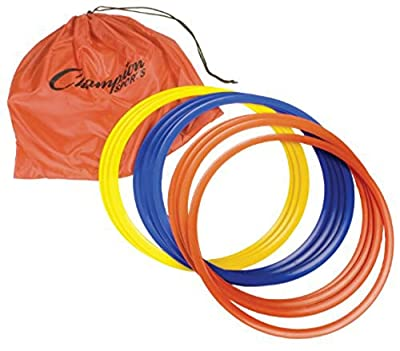 Champion Sports Rubber Cover Soccer Ball