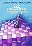 222 Opening Traps Vol. 1: 1004 1.e4 (progress In Chess)-Karsten Müller Rainer Knaack