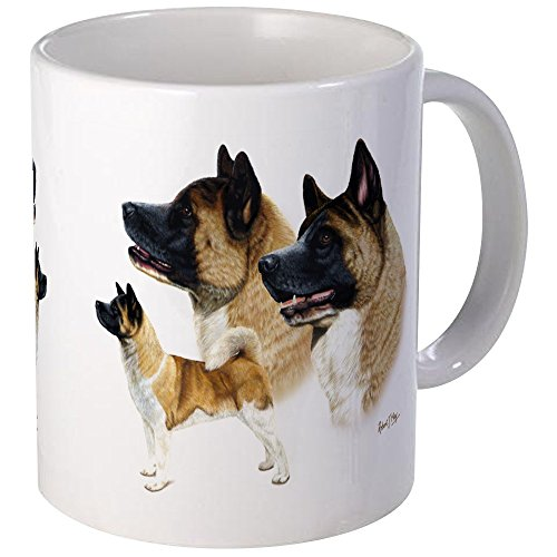 CafePress Akita Mug Unique Coffee Mug, Coffee Cup