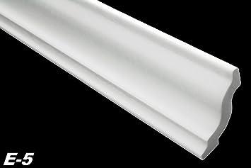 50 Metres Moulding Strip Plaster Moulding Hard 30 x 30 MM E-4