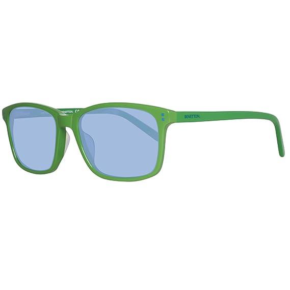 Benetton BENETTON BN230S83, Montures de Lunettes Homme, (Green), 55