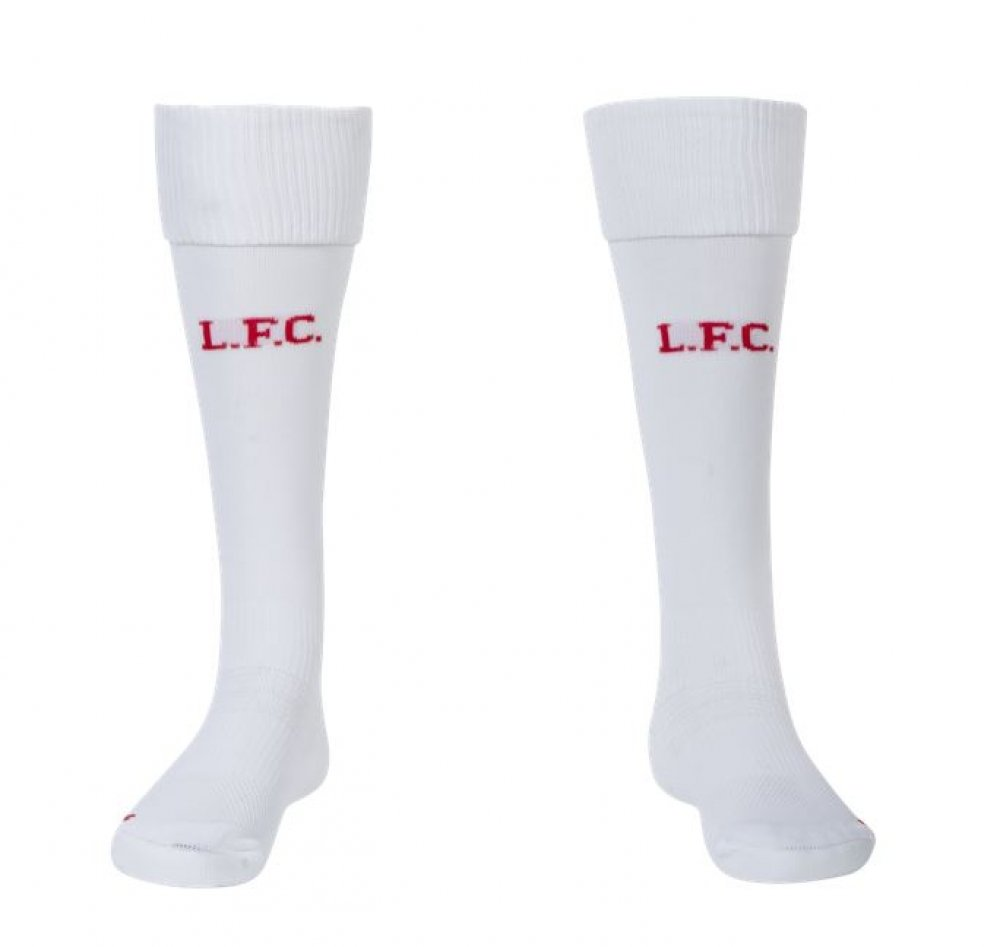 NEW BALANCE Liverpool 2015-16 MEN Away Football Soccer Socks WSAM502