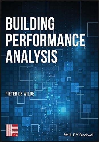 foto de Building Performance Analysis: de Wilde, Pieter: 9781119341925 ...