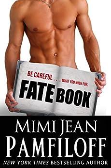 FATE BOOK (a New Adult Novel) by [Pamfiloff, Mimi Jean]