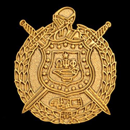 Omega Psi Phi Shield - 5