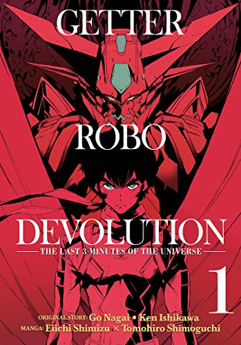 Price comparison product image Getter Robo Devolution Vol. 1