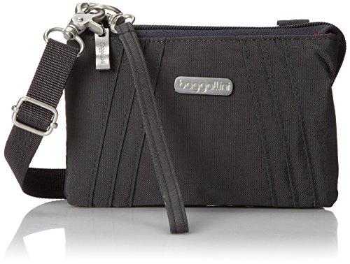 Baggallini Cosmo Mini, colore: grigio, taglia unica
