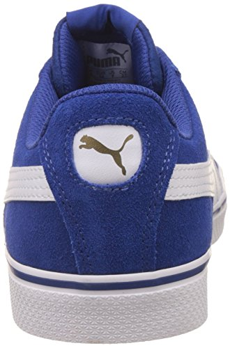 Blue Basses White Vulc Adulte Bleu 1948 puma True Mixte Sneakers 08 Puma TOU8q6
